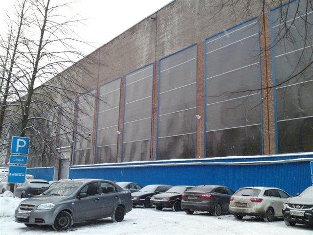 Складское помещение 14723 кв.м., Колпинский район