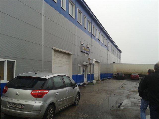 Производственное помещение 2800 кв.м., Всеволожский район ЛО