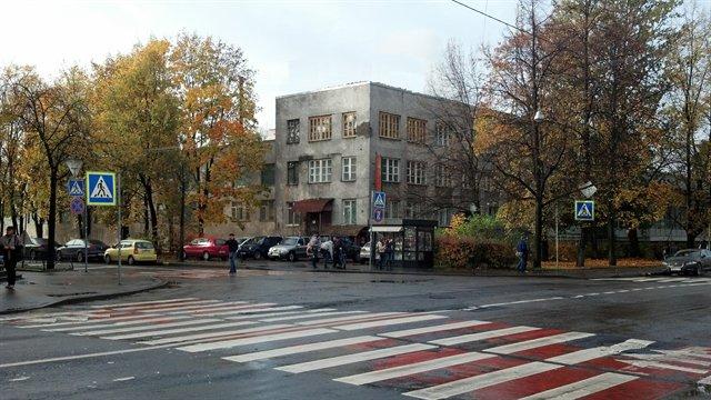 Производственное помещение 7053 кв.м., Колпинский район