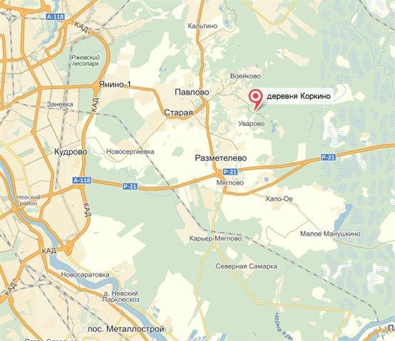 Земельный участок 350000 кв.м., Всеволожский район ЛО