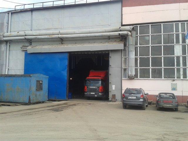 Складское помещение 6200 кв.м., Невский район