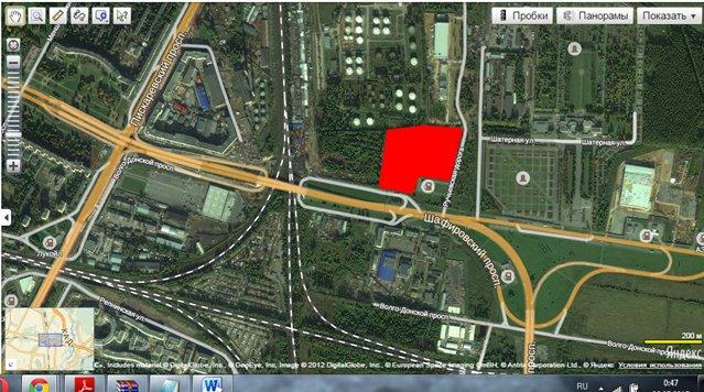 Земельный участок 45869 кв.м., Красногвардейский район