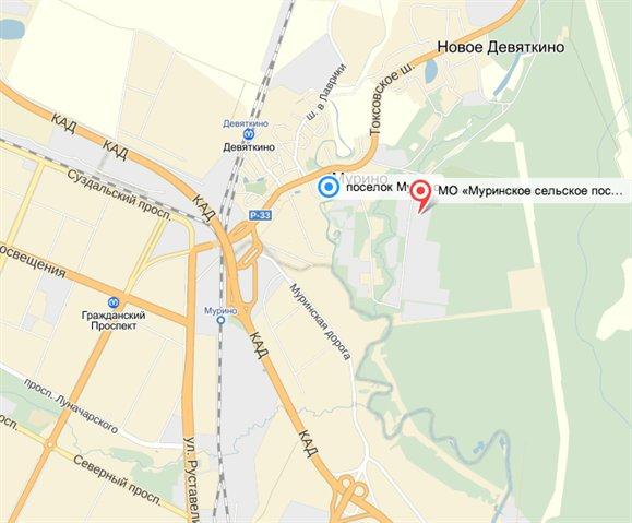 Земельный участок 3500 кв.м., Всеволожский район ЛО