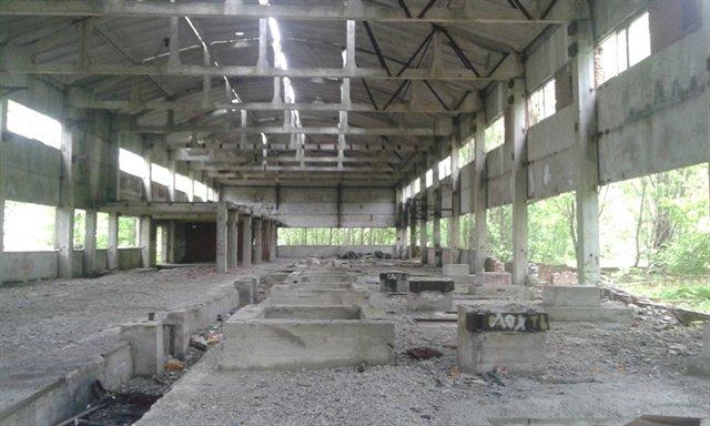 Складское помещение 1500 кв.м., Всеволожский район ЛО