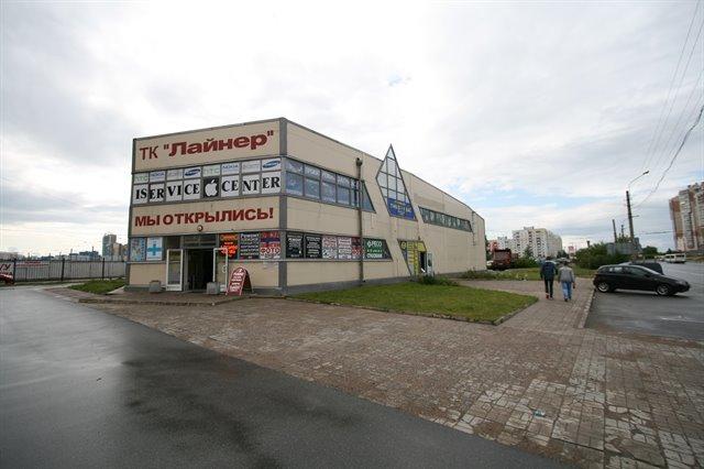 Торговое помещение 1100 кв.м., Приморский район
