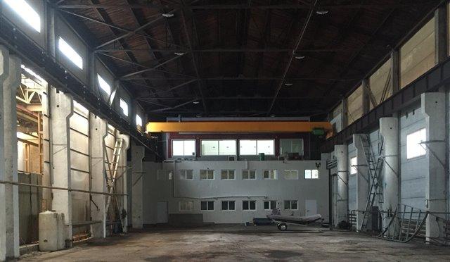 Производственное помещение 4167 кв.м., Московский район
