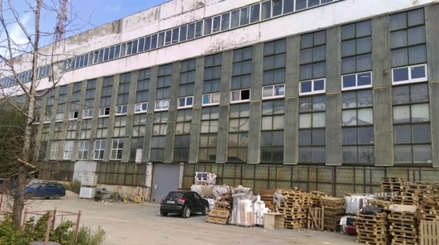 Складское помещение 1810 кв.м., Невский район