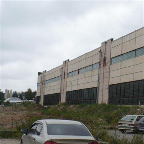 Складское помещение 9000 кв.м., Приморский район
