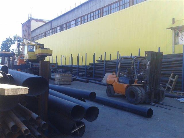 Производственное помещение 1100 кв.м., Колпинский район
