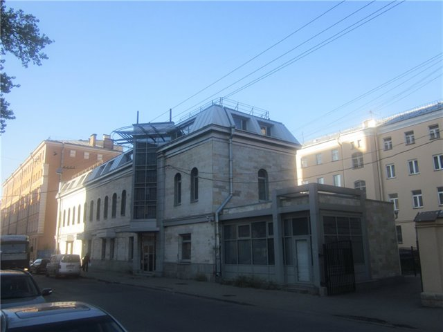 Общепит 1052 кв.м., Центральный район