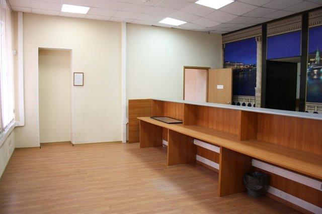 Офисное помещение 589 кв.м., Центральный район