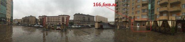 Общепит 166 кв.м., Московский район