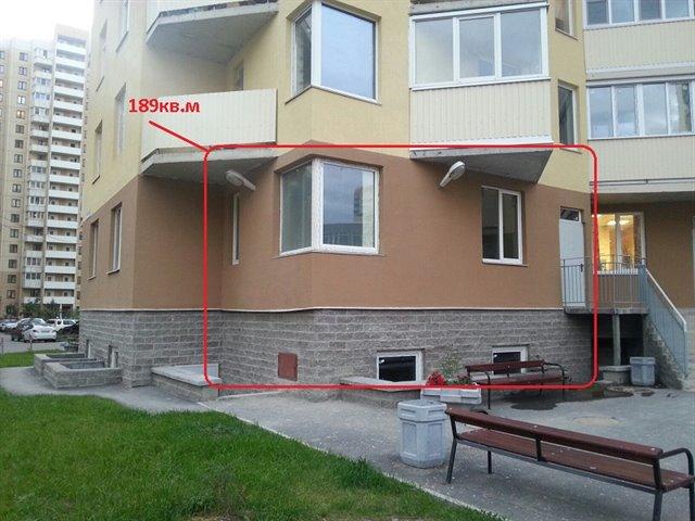 Общепит 189 кв.м., Кировский район