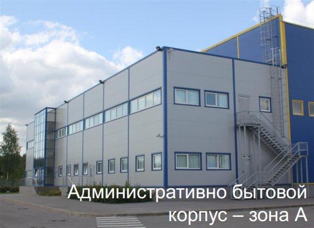 Складское помещение 10640 кв.м., Всеволожский район ЛО