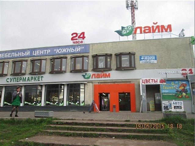 Торговое помещение 2002 кв.м., Выборгский район