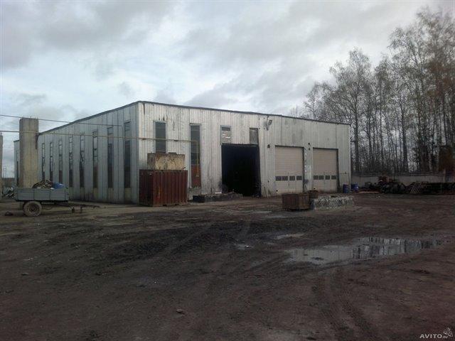 Автосервис 1050 кв.м., Ломоносовский район ЛО