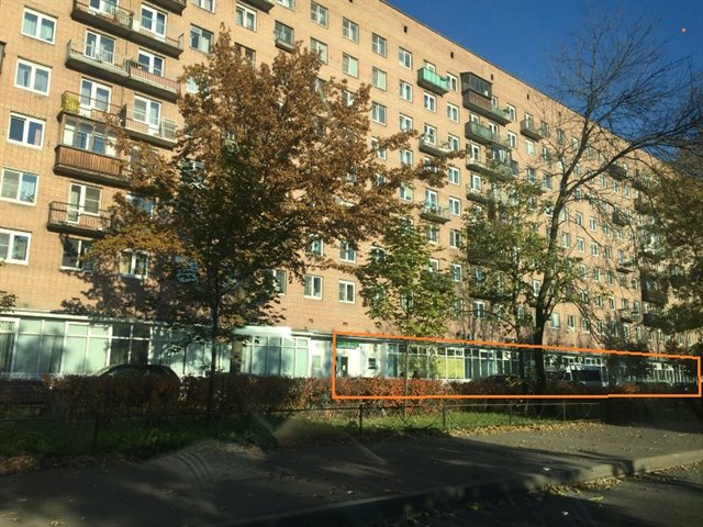 Помещение свободного назначения 656 кв.м., Кировский район