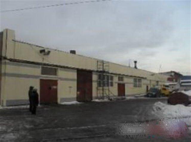 Складское помещение 18570 кв.м., Фрунзенский район