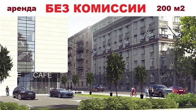 Офисное помещение 200 кв.м., Выборгский район