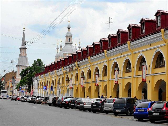 Торговое помещение 800 кв.м., Василеостровский район