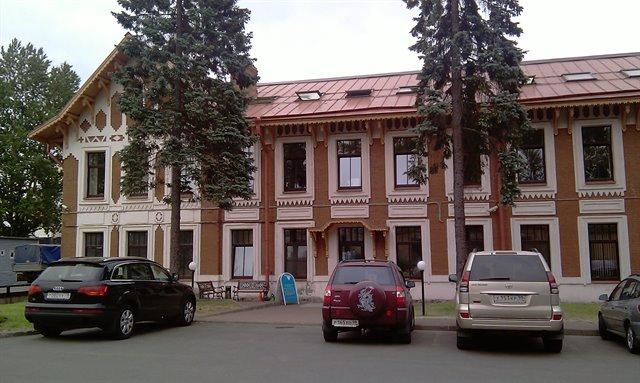 Гостиница 1226 кв.м., Кировский район