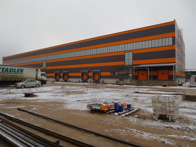 Производственное помещение 1137 кв.м., Всеволожский район ЛО