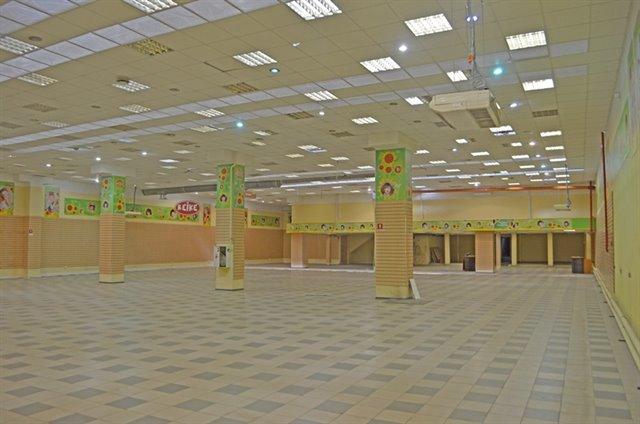 Торговое помещение 1157 кв.м., Выборгский район