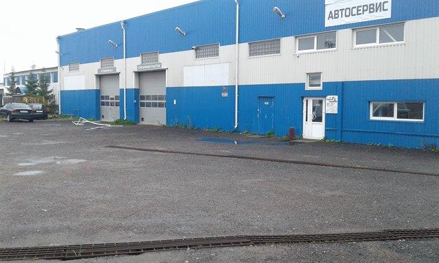 Автосервис 990 кв.м., Всеволожский район ЛО