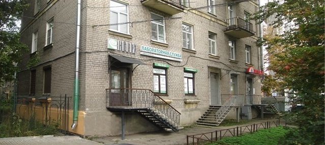 Торговое помещение 56 кв.м., Приморский район