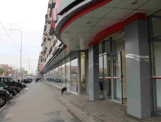 Торговое помещение 92 кв.м., Кировский район