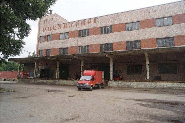 Складское помещение 4324 кв.м., Московский район