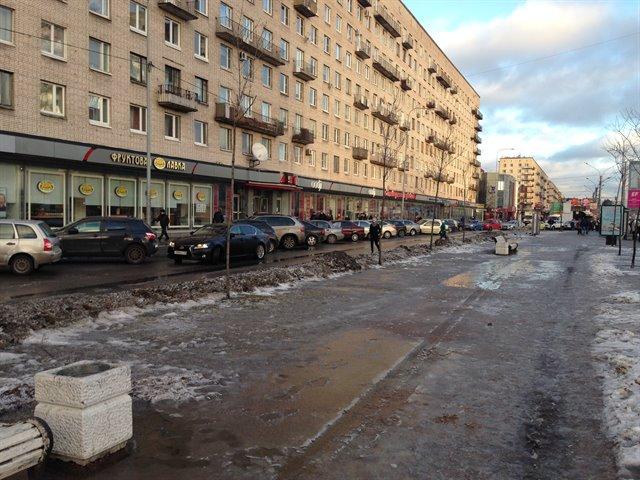 Общепит 500 кв.м., Кировский район
