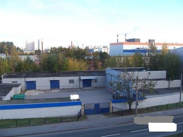 Автосервис 900 кв.м., Приморский район