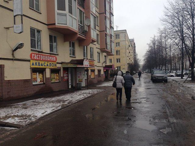 Офисное помещение 110 кв.м., Кировский район