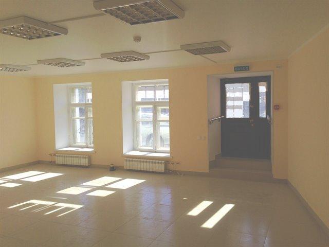 Торговое помещение 78 кв.м., Центральный район