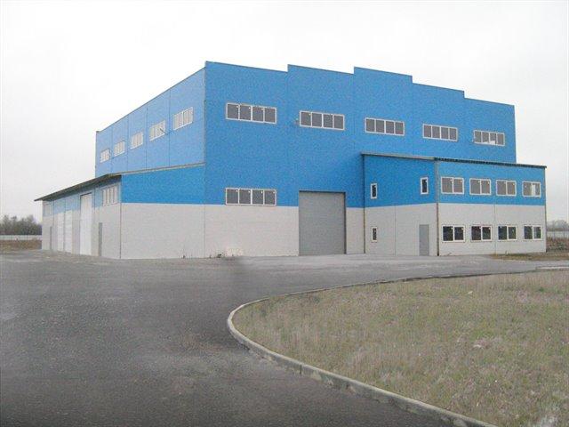 Производственное помещение 1300 кв.м., Невский район