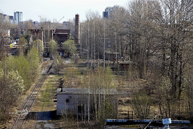 Земельный участок 22 кв.м., Приморский район