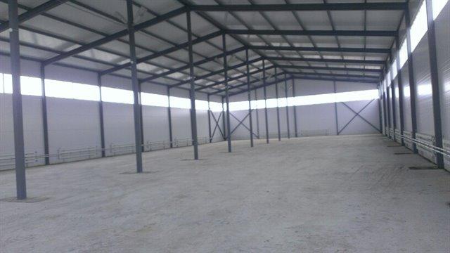 Производственное помещение 1440 кв.м., Тосненский район ЛО