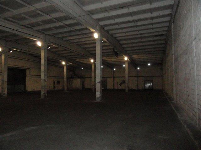Складское помещение 1659 кв.м., Гатчинский район ЛО