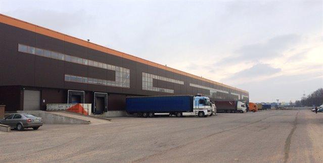 Производственное помещение 1500 кв.м., Всеволожский район ЛО