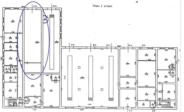 Торговое помещение 109 кв.м., Невский район
