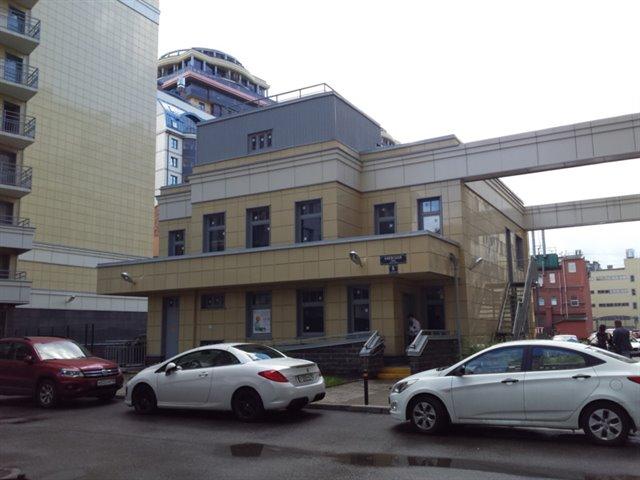 Гостиница 546 кв.м., Московский район