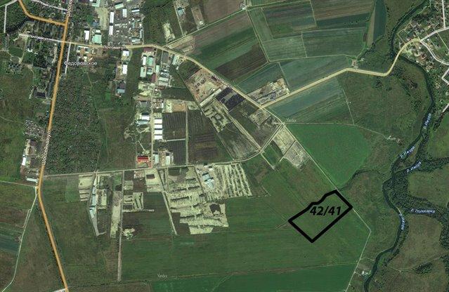 Земельный участок 140000 кв.м., Тосненский район ЛО
