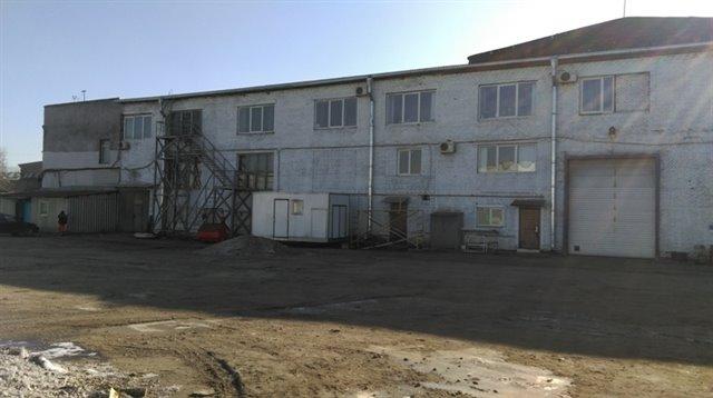 Складское помещение 6862 кв.м., Невский район