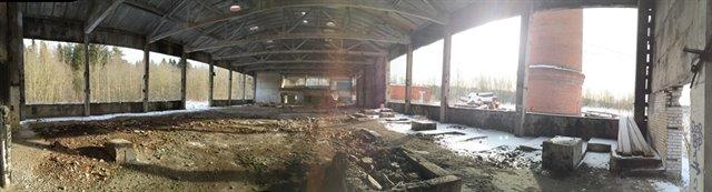 Производственное помещение 1534 кв.м., Гатчинский район ЛО