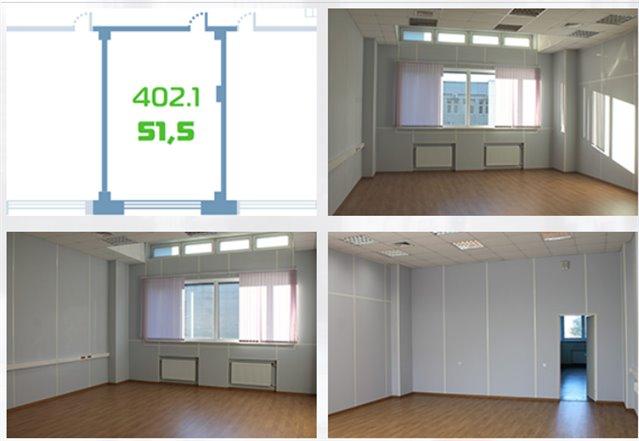 Офисное помещение 550 кв.м., Кировский район