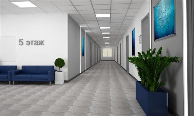 Офисное помещение 1000 кв.м., Адмиралтейский район