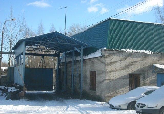 Производственное помещение 1500 кв.м., Пушкинский район