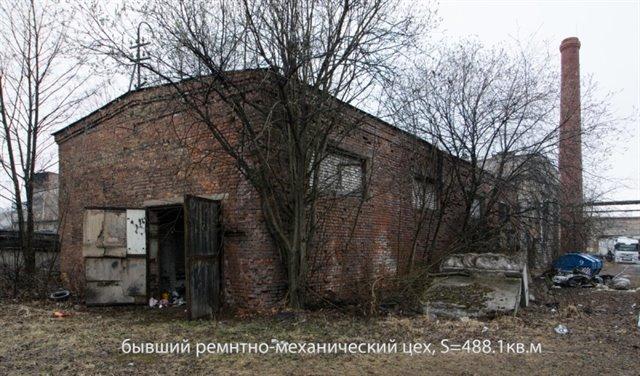 Складское помещение 6000 кв.м., Кировский район