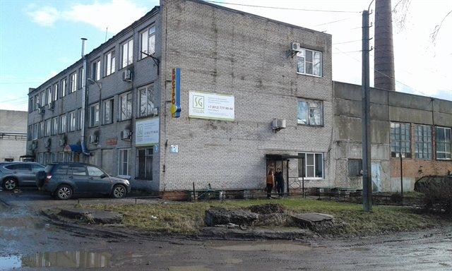 Складское помещение 8570 кв.м., Колпинский район